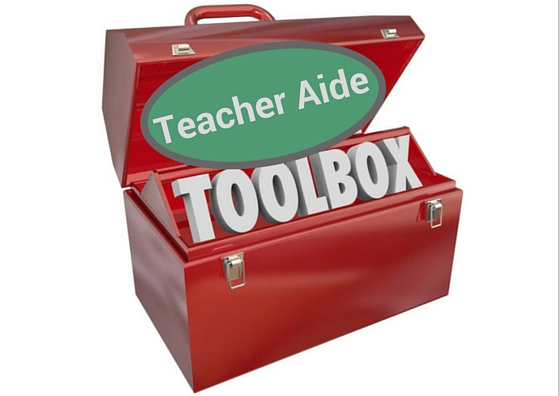 teacher aide toolbox of resources